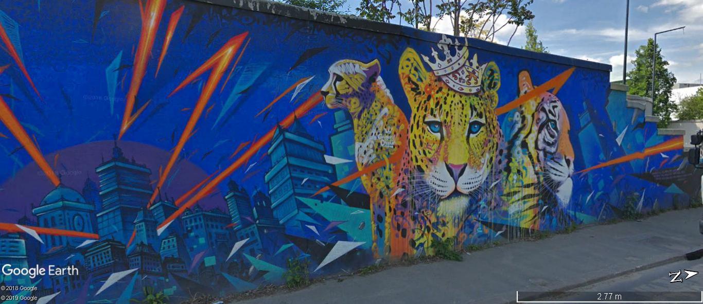 [street art-rue et manifs] Peinture fraîche, à Lyon 2019 et 2020 - Page 6 B14