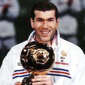 """Ballons d'or - tentative d'""""explication sur les années de coupes du Monde. Ballon10"""