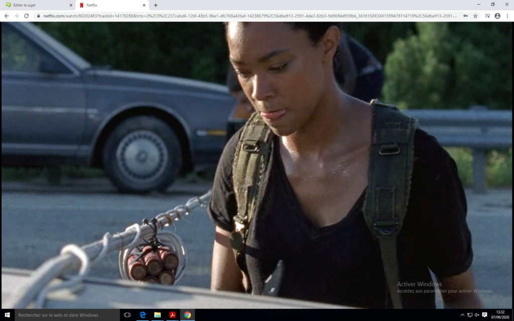 The Walking dead, storybording with Google Earth and Street View - Page 7 Captu241