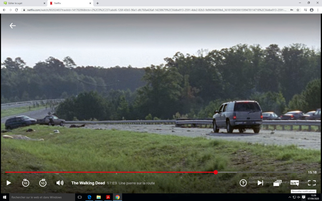 The Walking dead, storybording with Google Earth and Street View - Page 7 Captu242