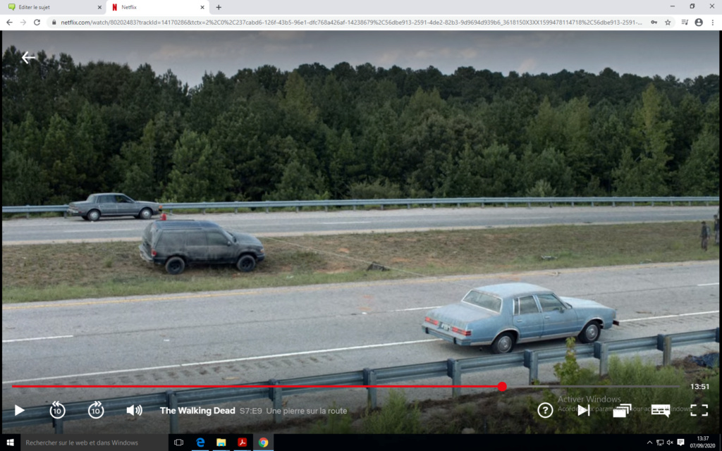 The Walking dead, storybording with Google Earth and Street View - Page 7 Captu244
