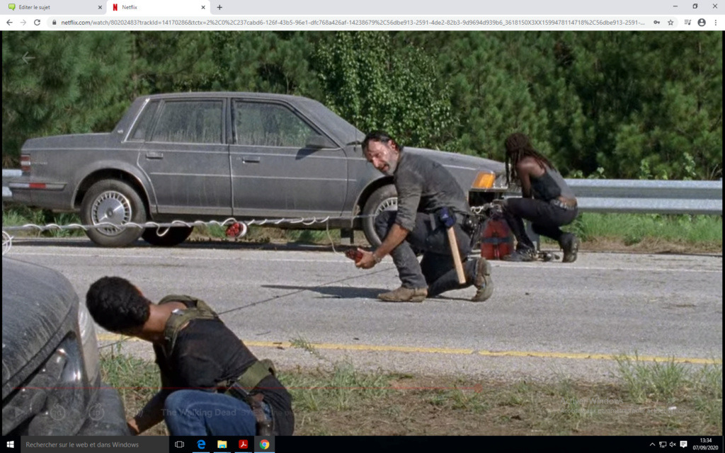 The Walking dead, storybording with Google Earth and Street View - Page 7 Captu245