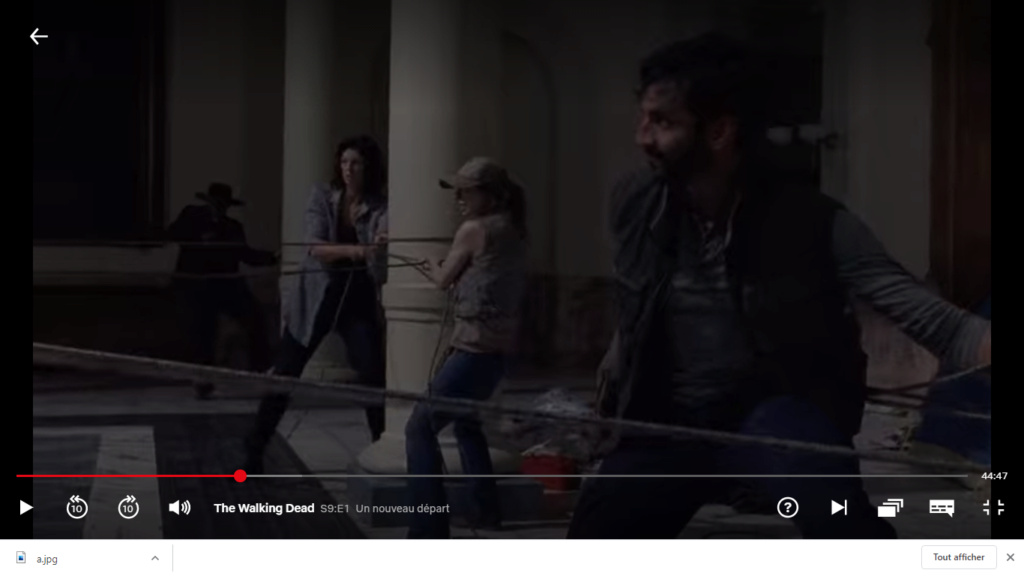 The Walking dead, storybording with Google Earth and Street View - Page 7 Captu276