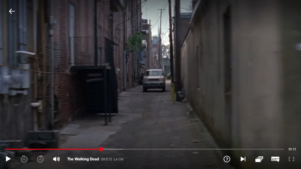 The Walking dead, storybording with Google Earth and Street View - Page 8 Captu312