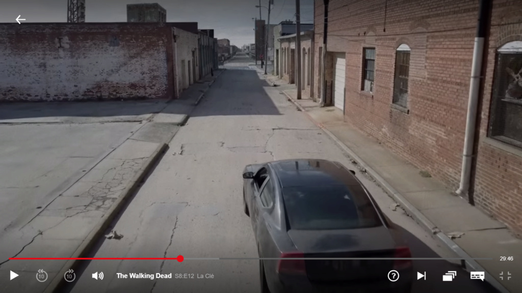 The Walking dead, storybording with Google Earth and Street View - Page 8 Captu317