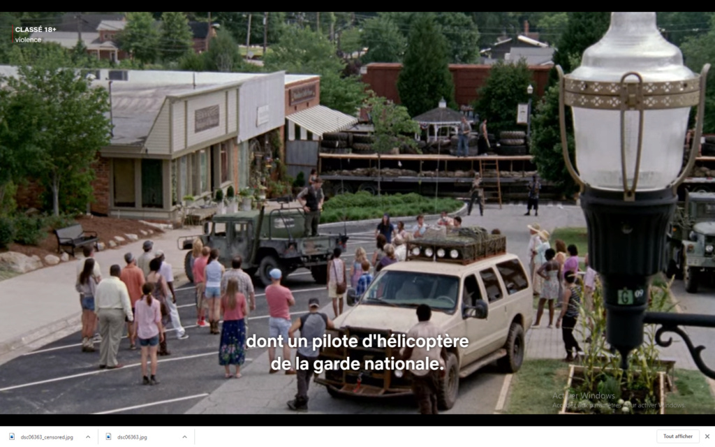 The Walking dead, storybording with Google Earth and Street View - Page 8 Captu447