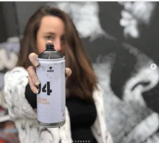 [street art-rue et manifs] Peinture fraîche, à Lyon 2019, 2020 ET 2021 - Page 19 Captu578