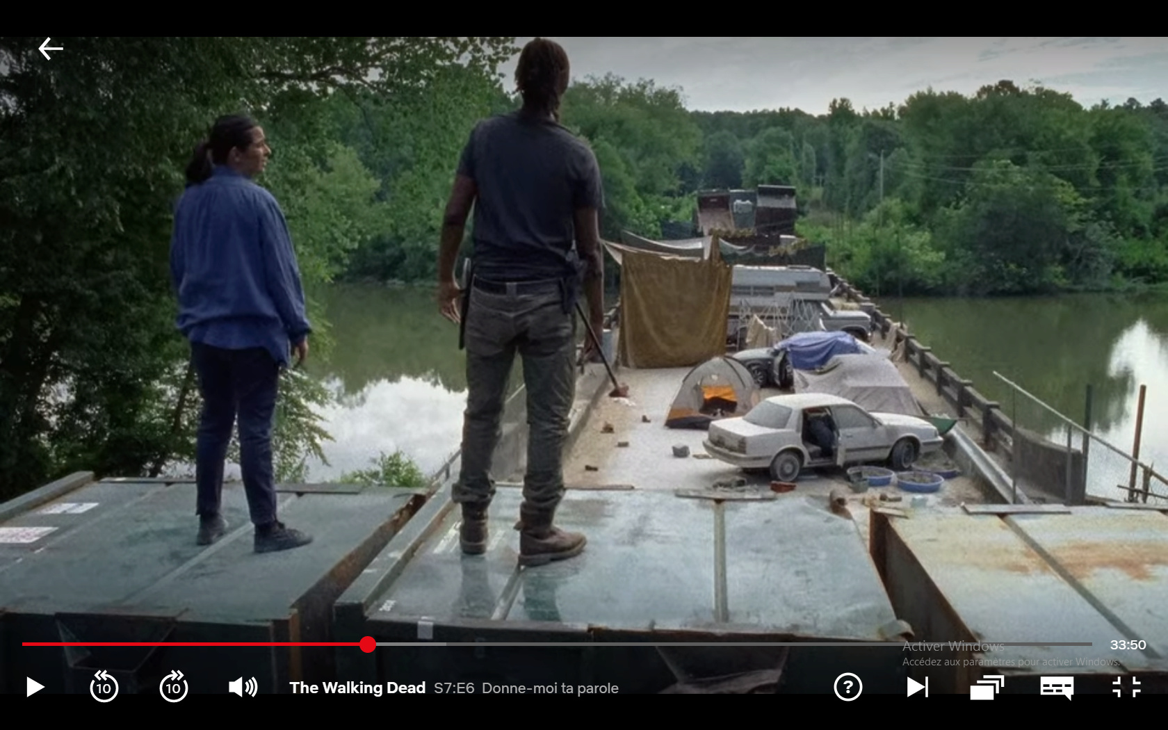 The Walking dead, storybording with Google Earth and Street View - Page 6 Captur17