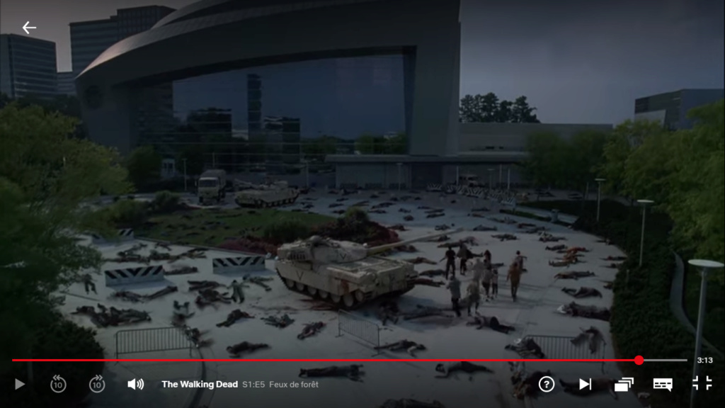 The Walking dead, storybording with Google Earth and Street View Captur41