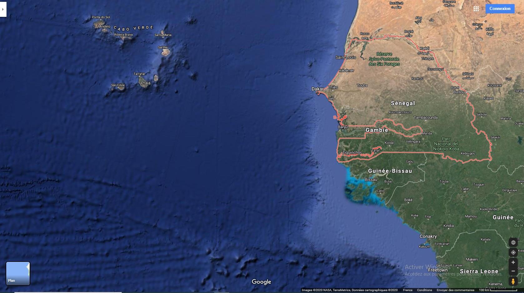 Vendée Globe virtuel: Virtual Regatta, édition 2020 Captur47