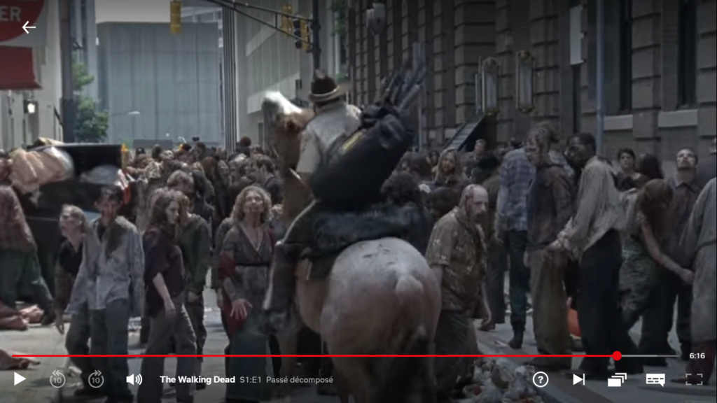 The Walking dead, storybording with Google Earth and Street View Captur57