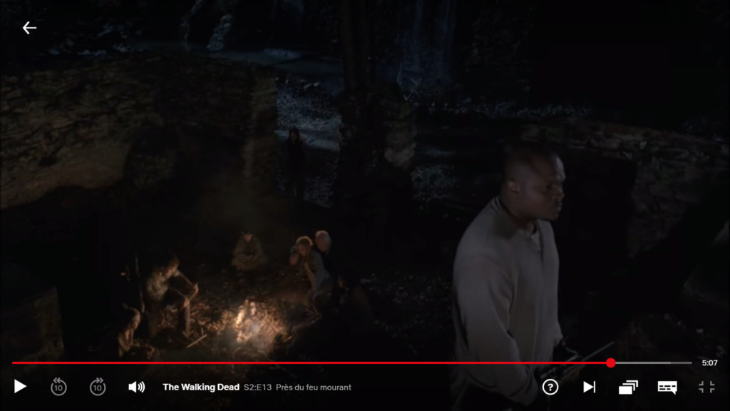 The Walking dead, storybording with Google Earth and Street View Captur69