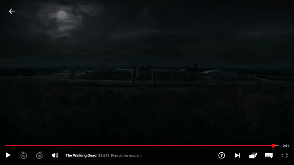 The Walking dead, storybording with Google Earth and Street View Captur70