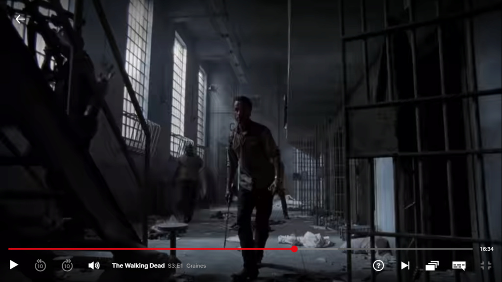 The Walking dead, storybording with Google Earth and Street View Captur72