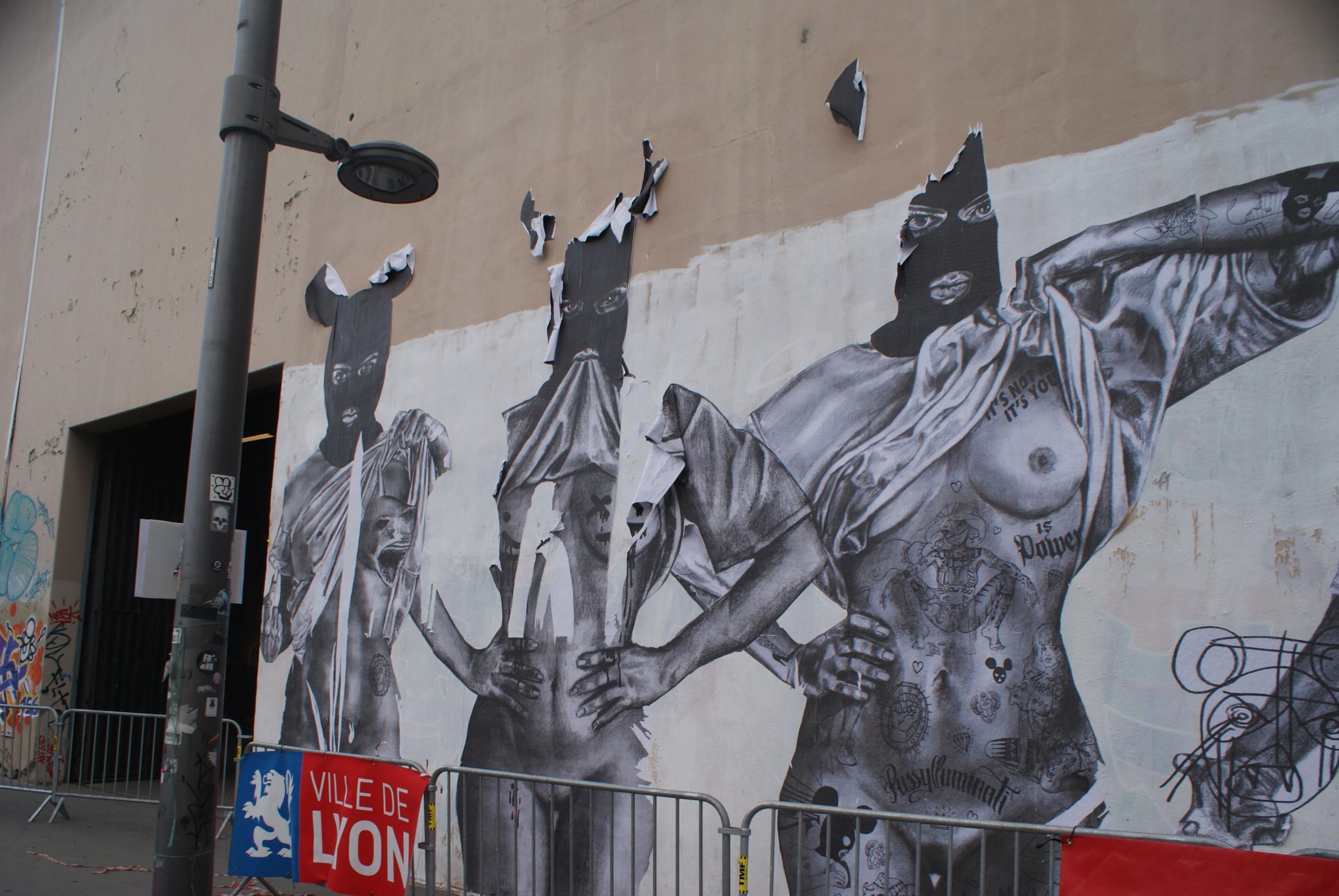 [street art-rue et manifs] Peinture fraîche, à Lyon 2019 et 2020 - Page 3 Dsc05012
