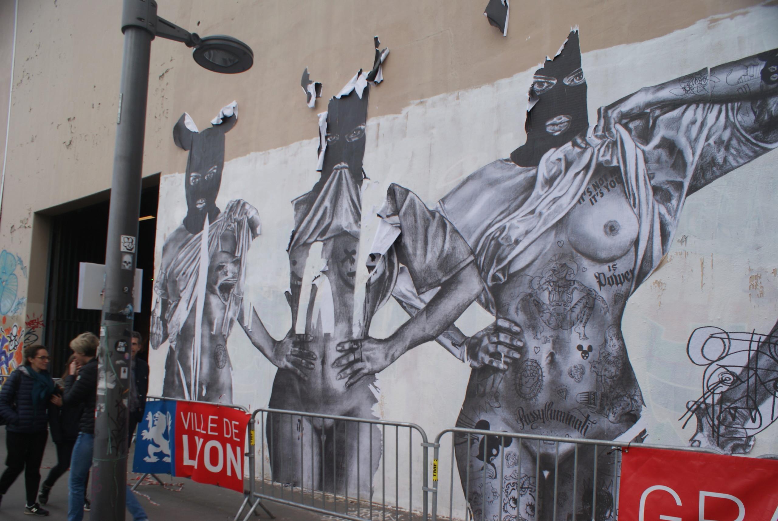 [street art-rue et manifs] Peinture fraîche, à Lyon 2019 et 2020 - Page 3 Dsc05018