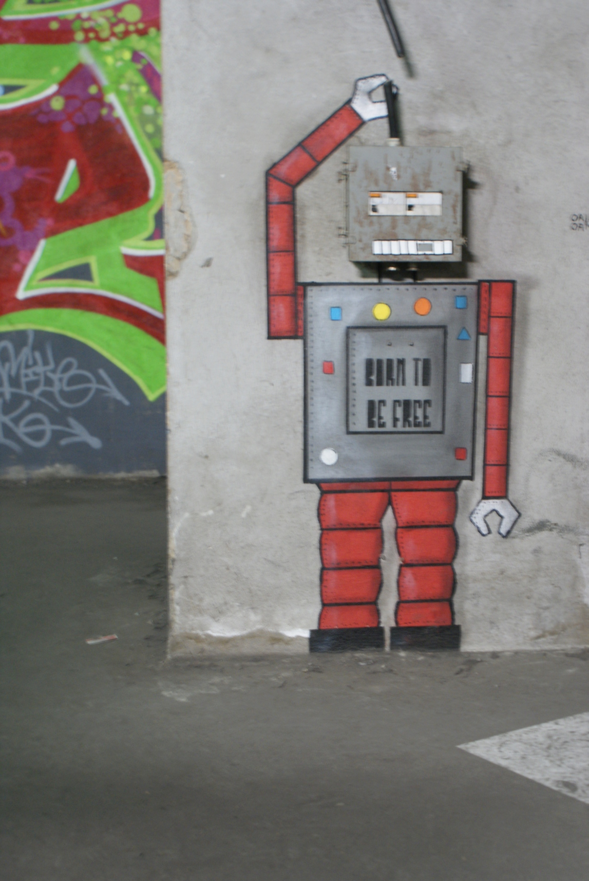 [street art] Peinture fraîche, à Lyon - Page 2 Dsc05115