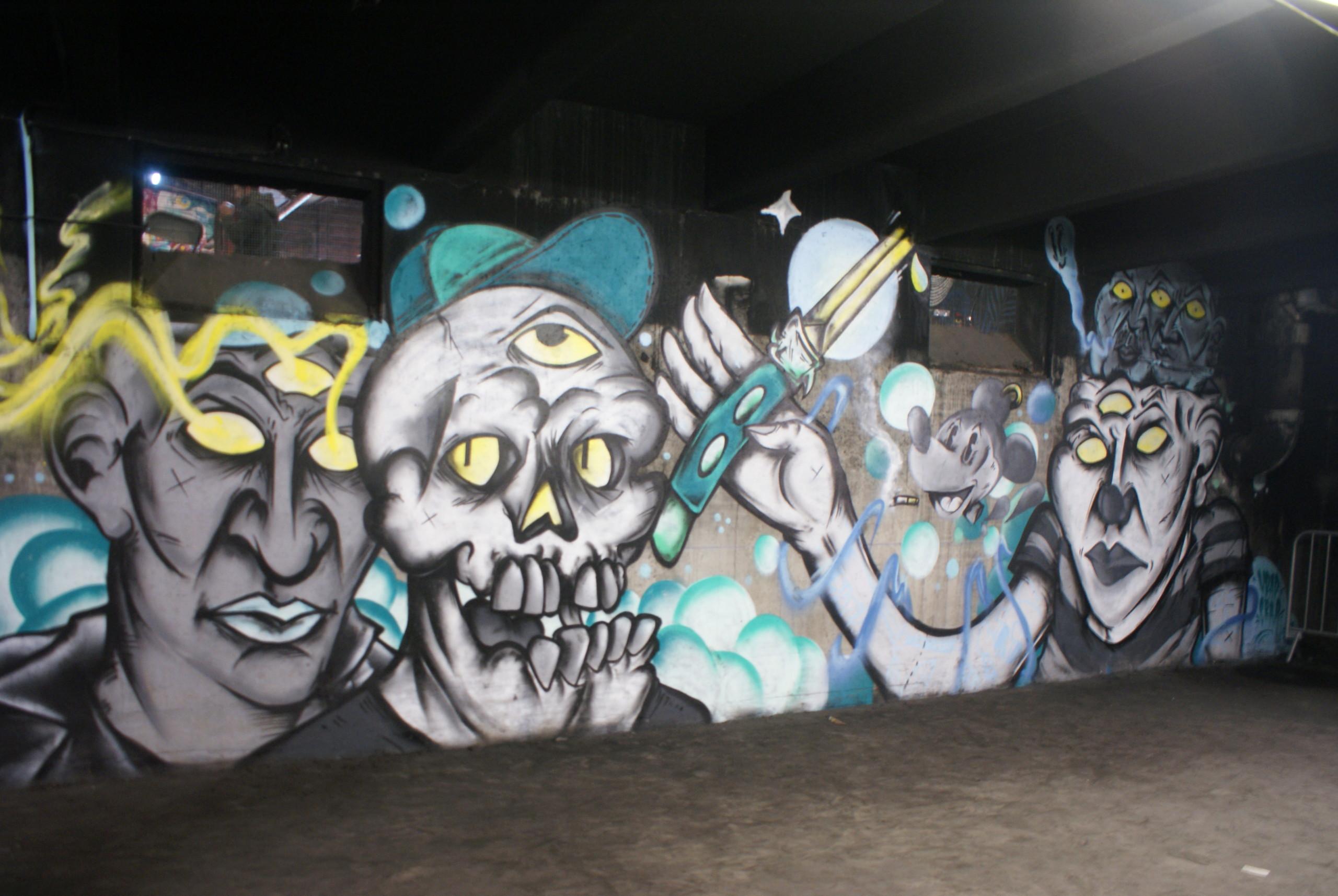 [street art] Peinture fraîche, à Lyon - Page 2 Dsc05117