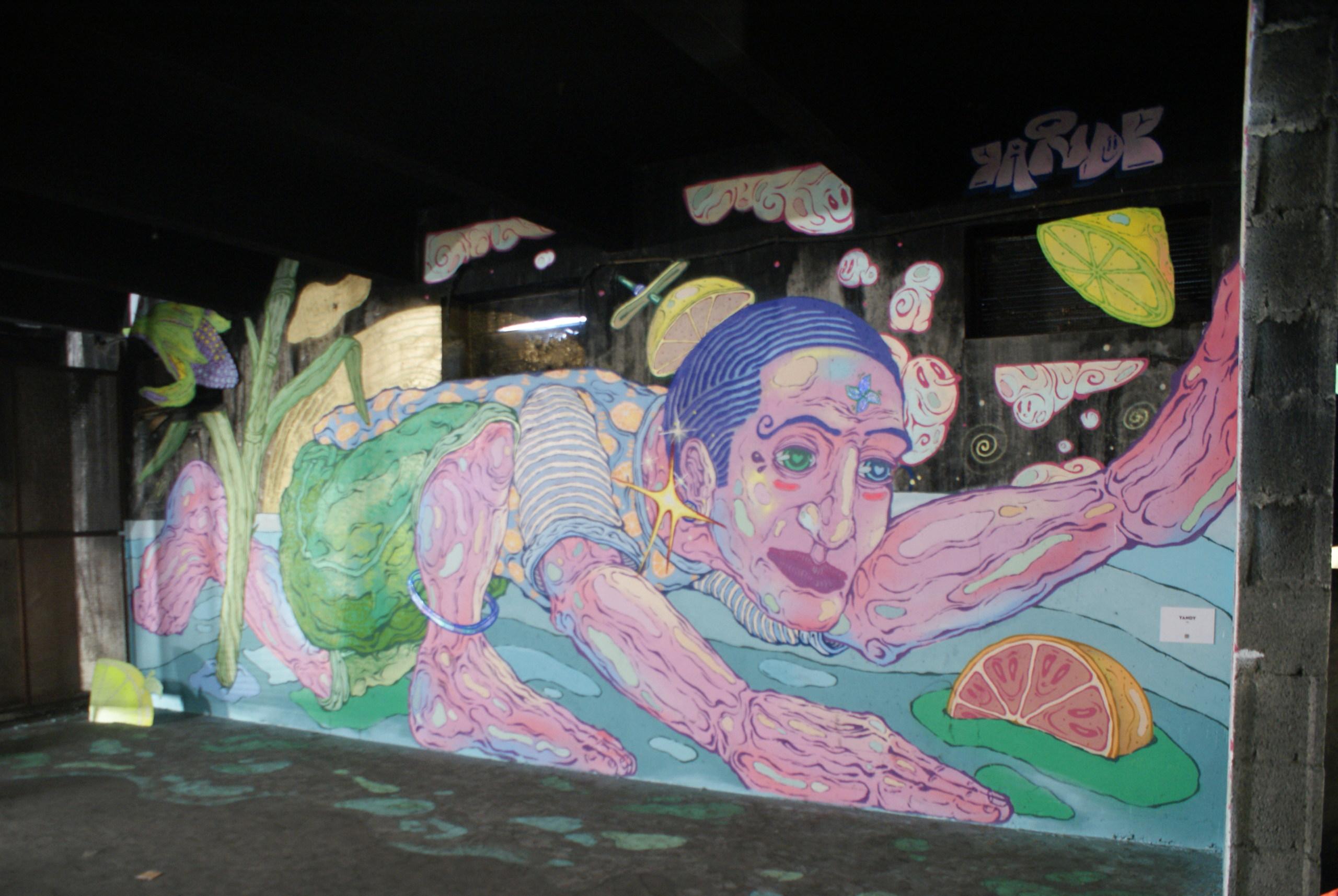 [street art-rue et manifs] Peinture fraîche, à Lyon 2019 et 2020 - Page 3 Dsc05122