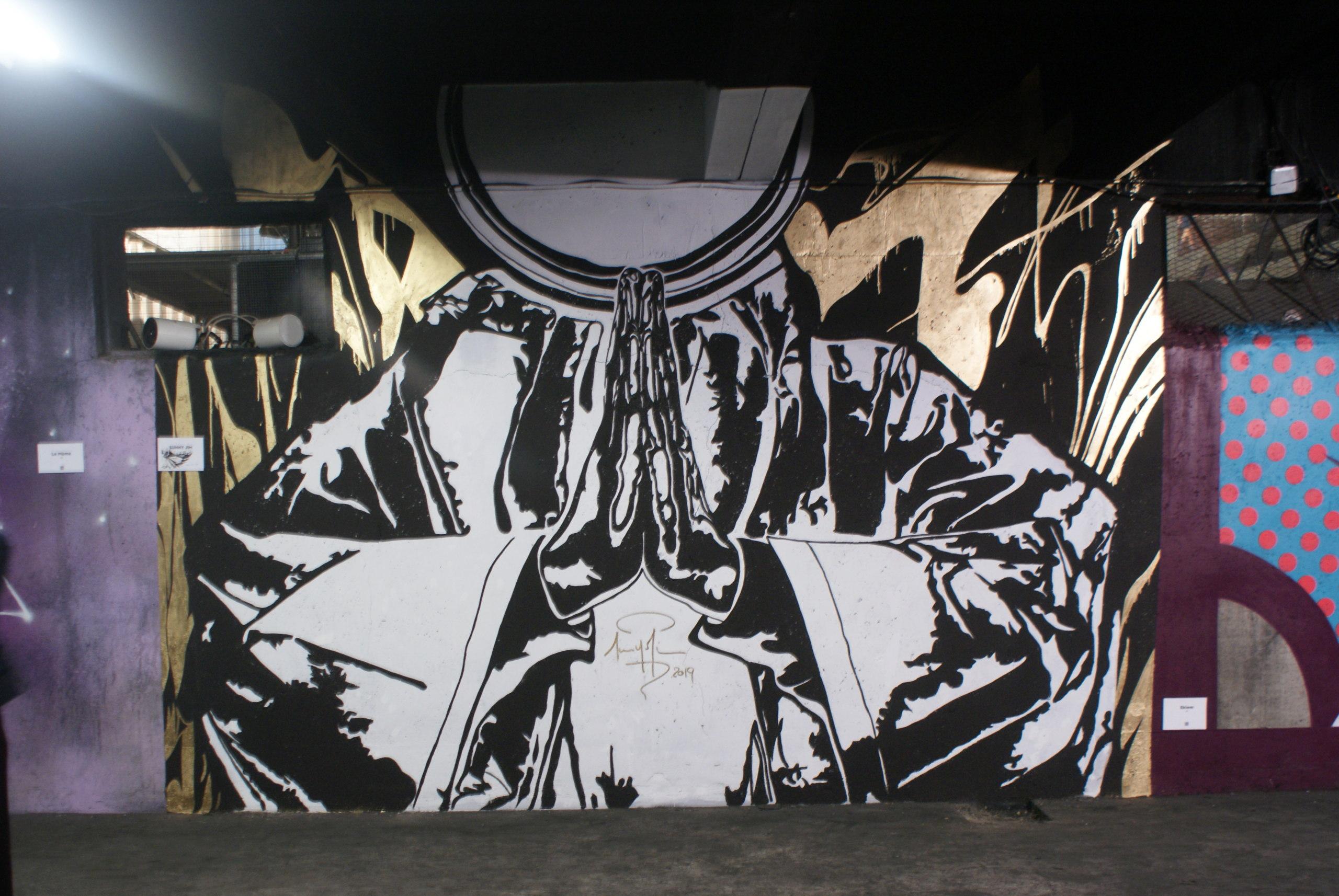 [street art-rue et manifs] Peinture fraîche, à Lyon 2019, 2020 ET 2021 - Page 4 Dsc05130