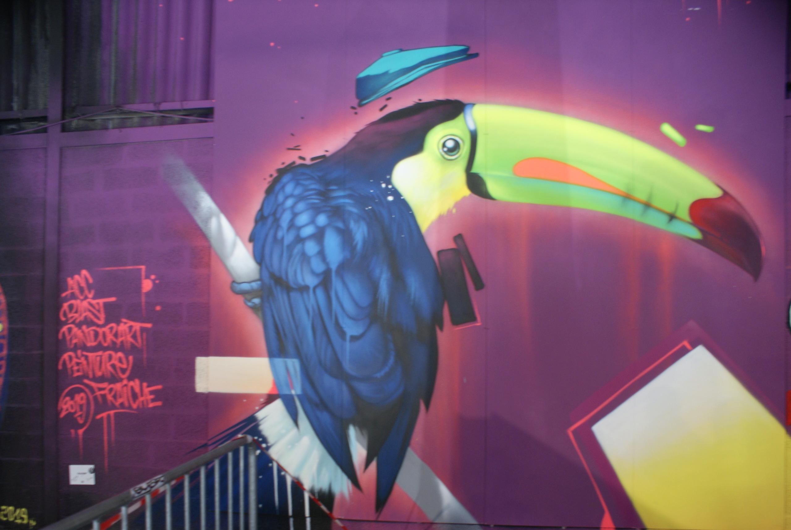 [street art-rue et manifs] Peinture fraîche, à Lyon 2019 - Page 2 Dsc05214