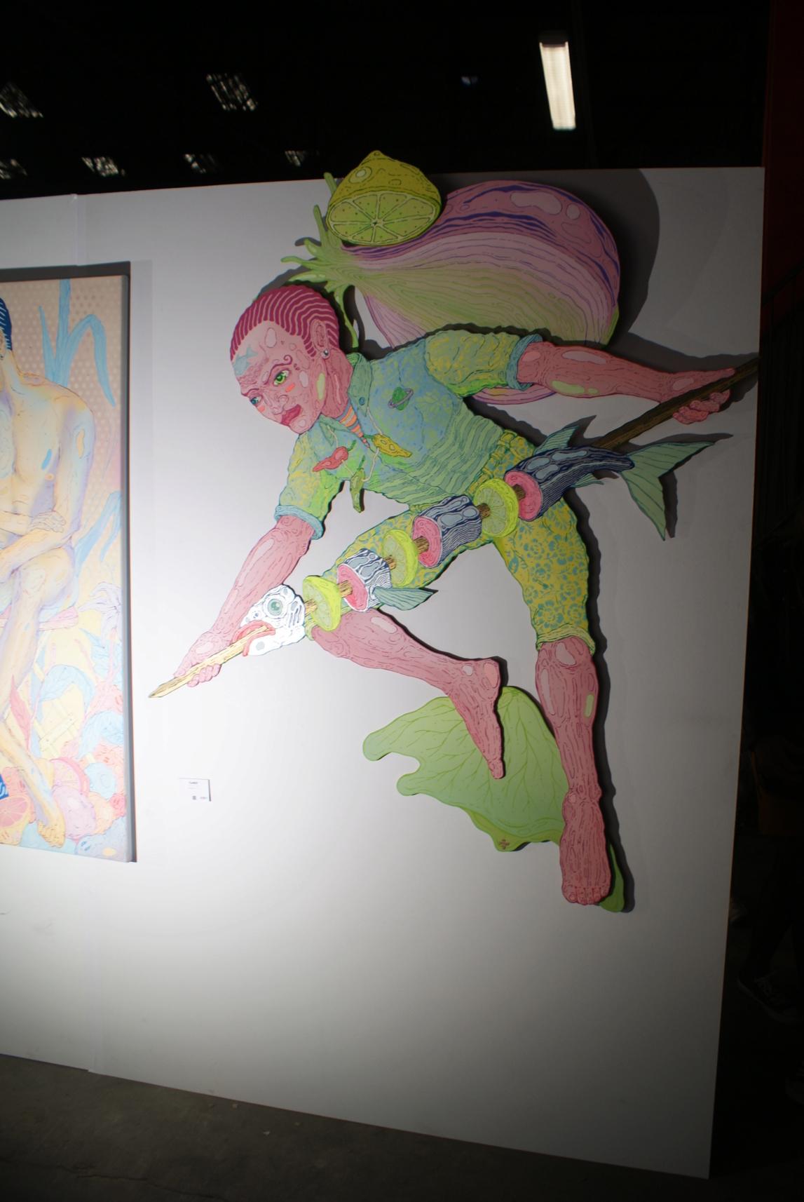 [street art-rue et manifs] Peinture fraîche, à Lyon 2019 et 2020 - Page 3 Dsc05223