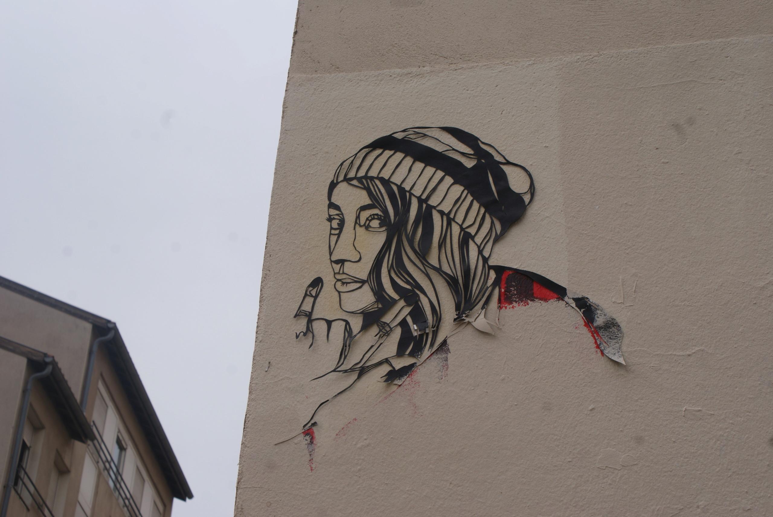 [street art-rue et manifs] Peinture fraîche, à Lyon 2019 - Page 7 Dsc05410