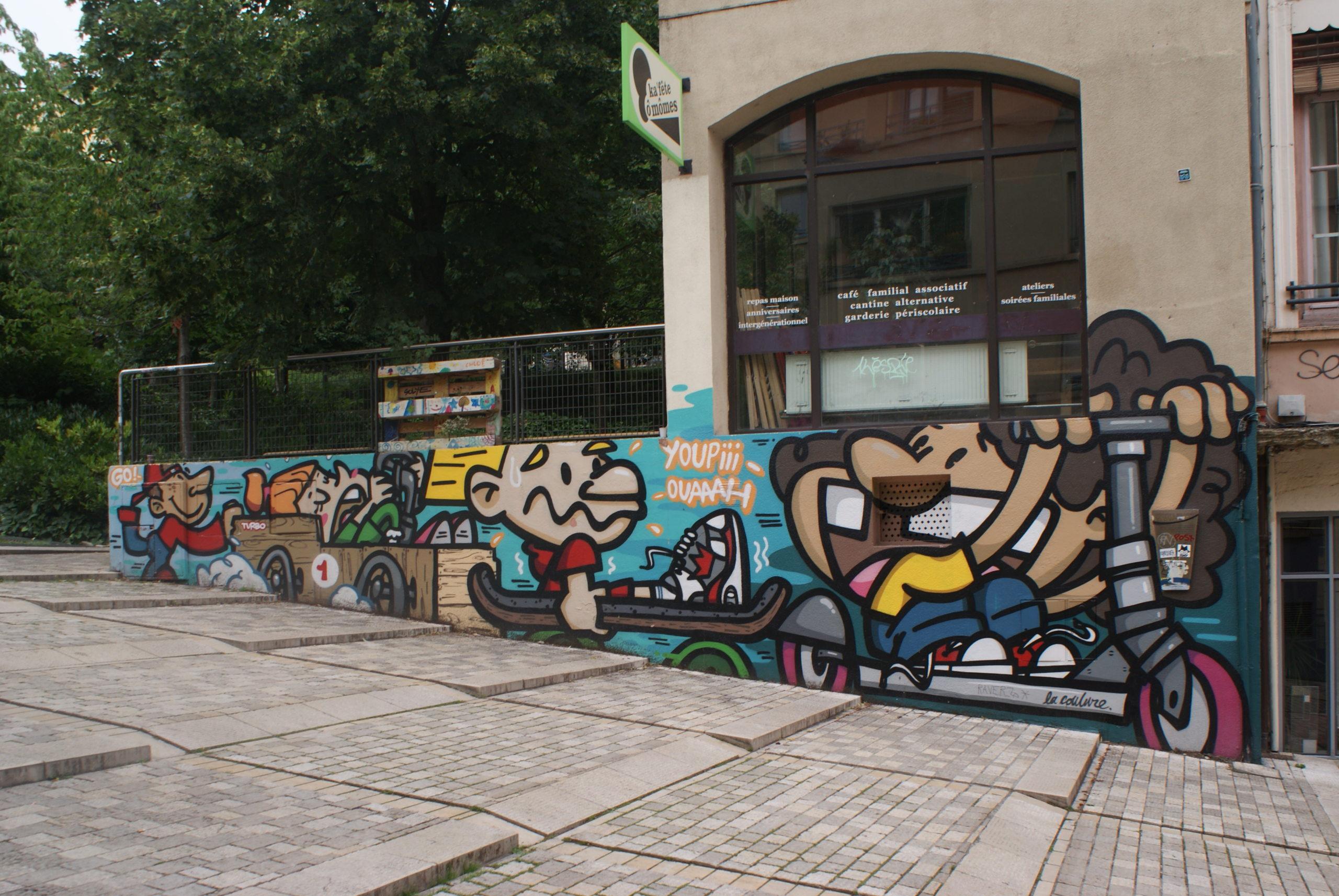 [street art-rue et manifs] Peinture fraîche, à Lyon 2019 - Page 7 Dsc05413