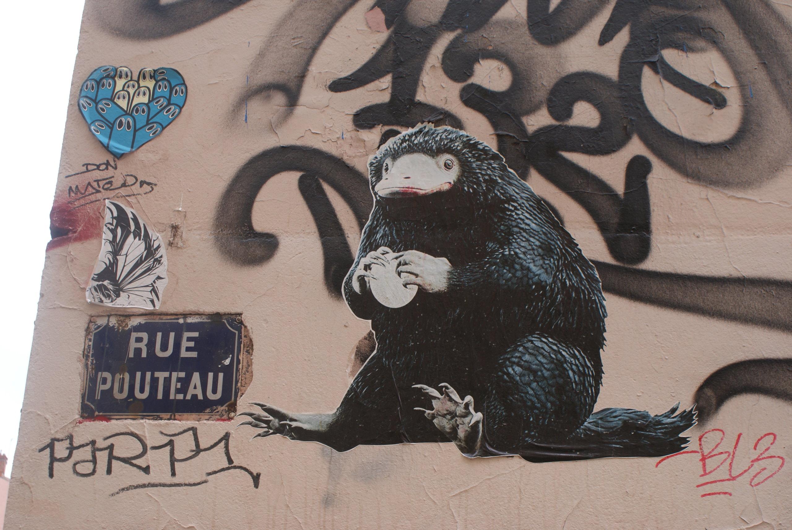 [street art-rue et manifs] Peinture fraîche, à Lyon 2019 - Page 7 Dsc05417