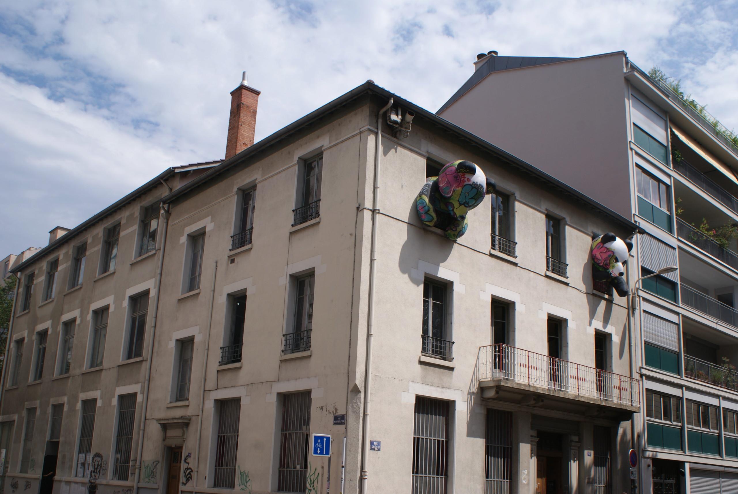 [street art-rue et manifs] Peinture fraîche, à Lyon 2019 - Page 11 Dsc05510