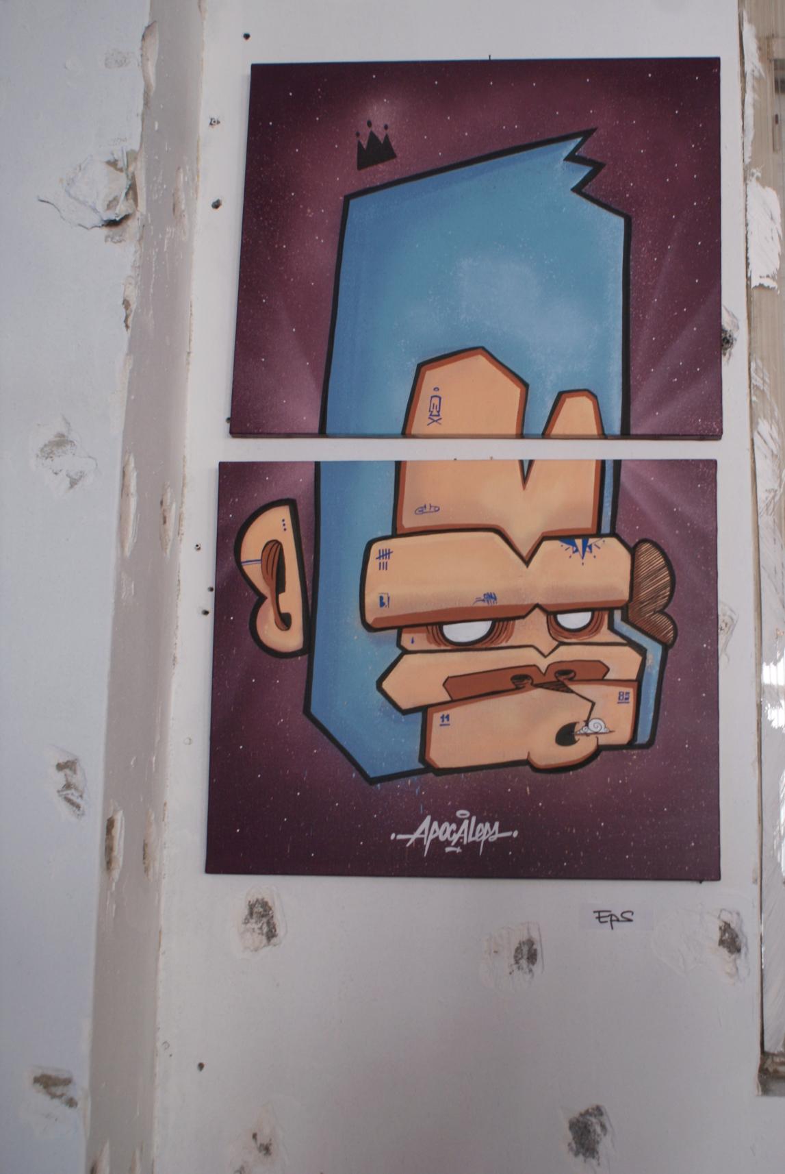 [street art-rue et manifs] Peinture fraîche, à Lyon 2019 - Page 11 Dsc05611