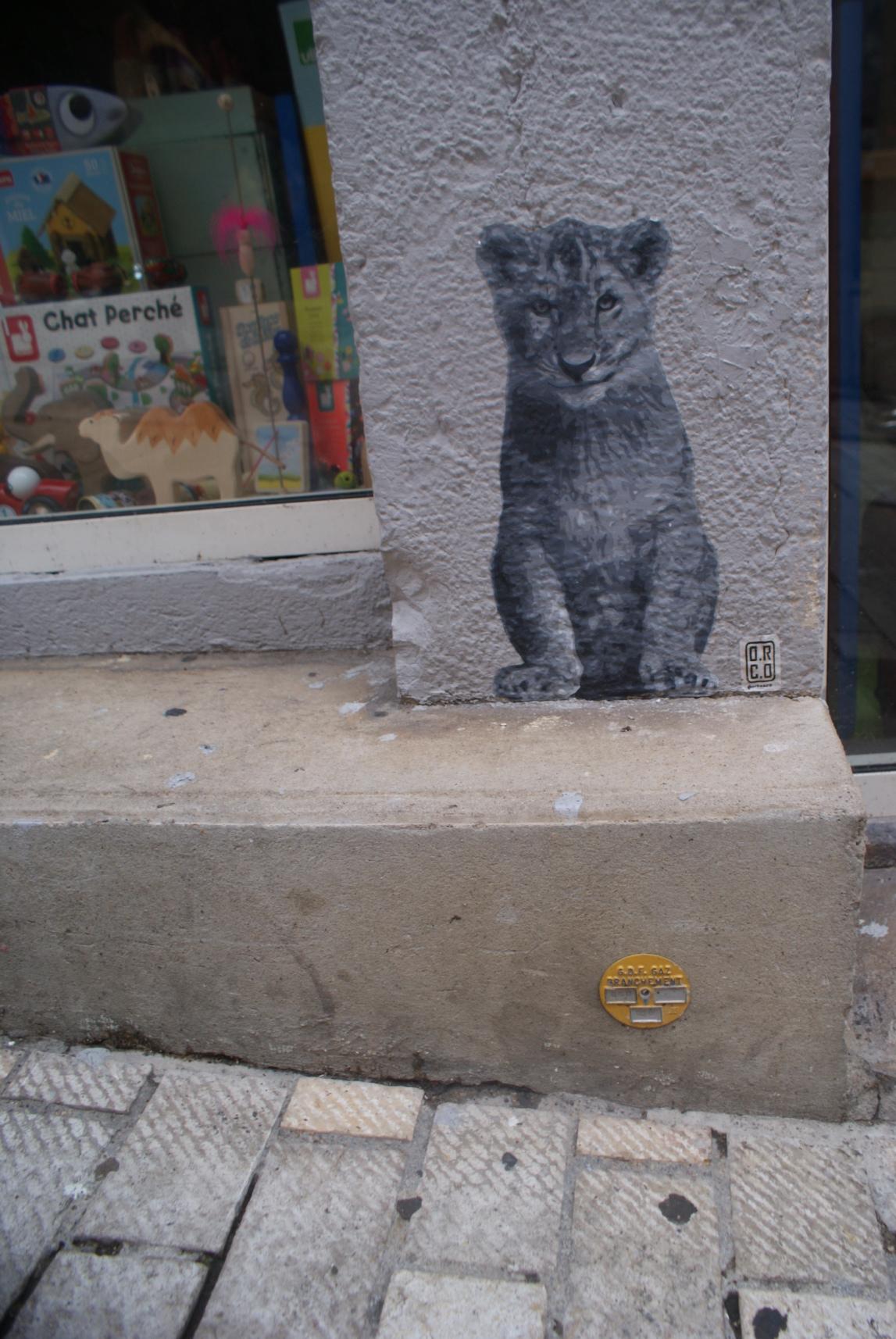 [street art-rue et manifs] Peinture fraîche, à Lyon 2019 - Page 16 Dsc05820