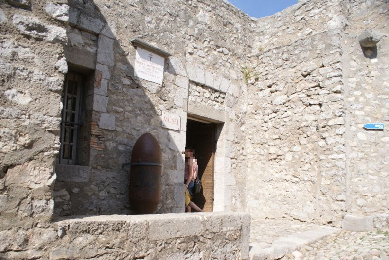 La citadelle de Sisteron:  visite virtuelle d'hier et d'aujourd'hui.  - Page 2 Dsc06365