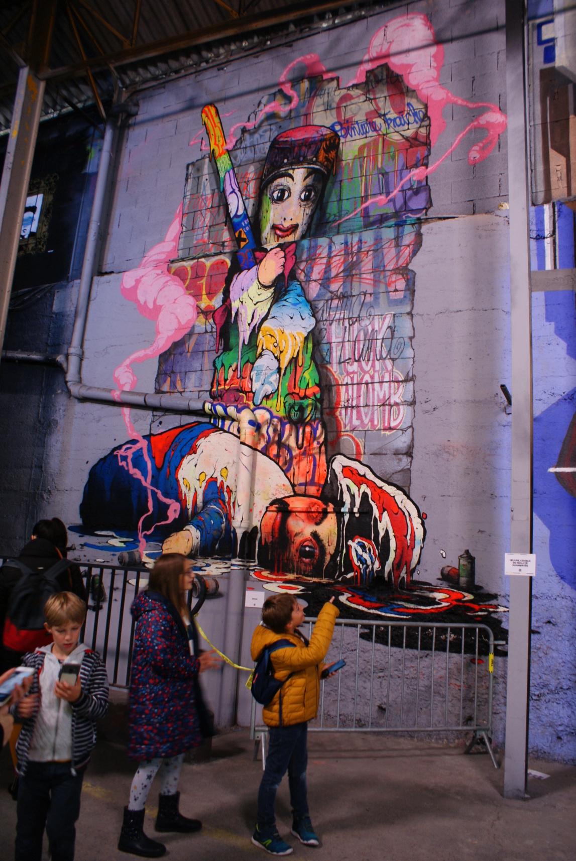 [street art-rue et manifs] Peinture fraîche, à Lyon 2019 et 2020 - Page 17 Dsc07416