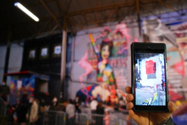 [street art-rue et manifs] Peinture fraîche, à Lyon 2019 et 2020 - Page 17 Dsc07513
