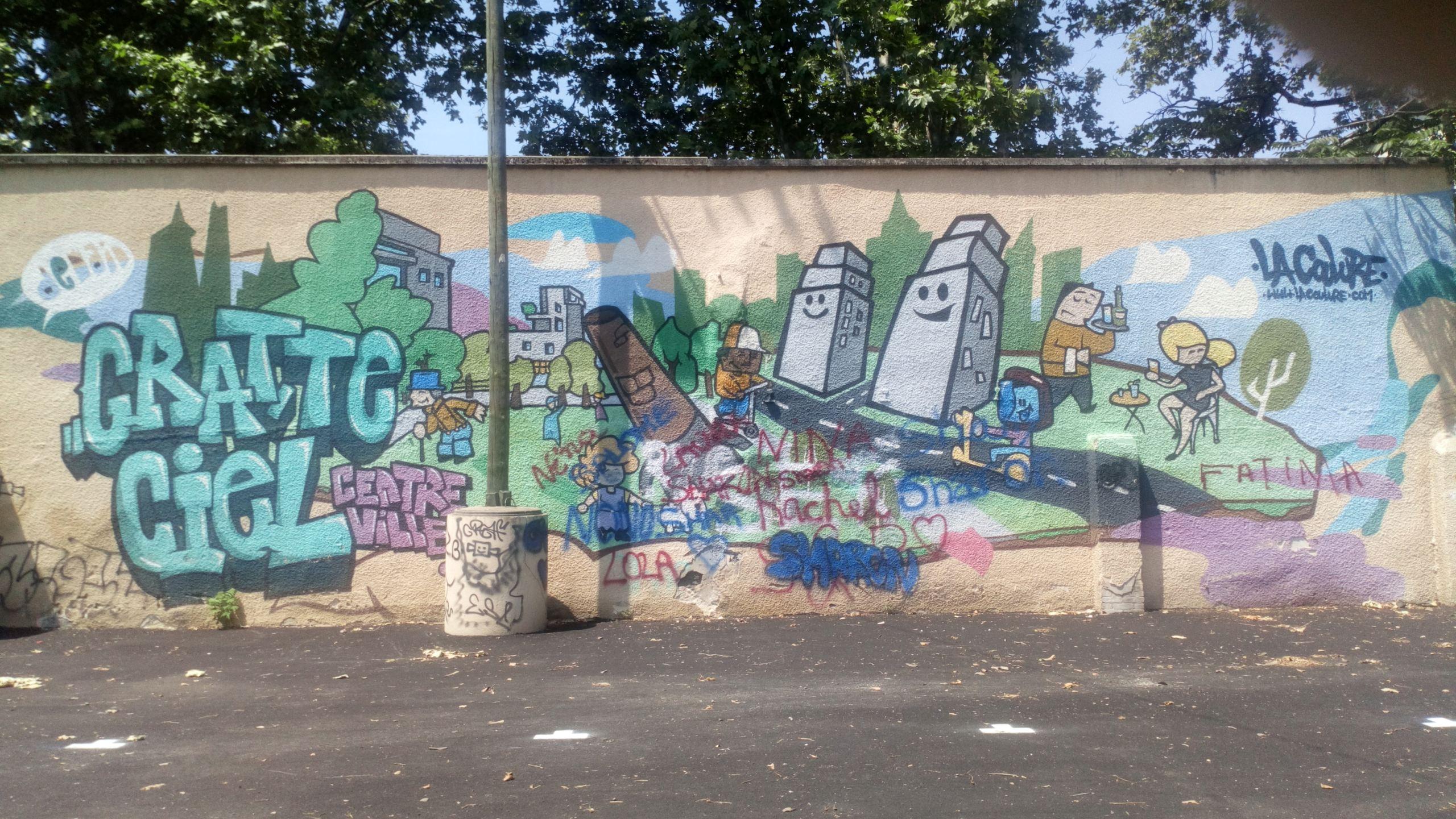 [street art-rue et manifs] Peinture fraîche, à Lyon 2019, 2020 ET 2021 - Page 9 Dsc_0913