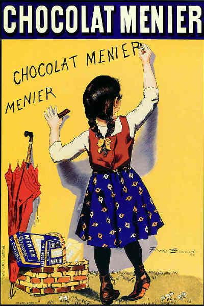 STREET VIEW : Vieilles publicités murales - Page 24 Menier10