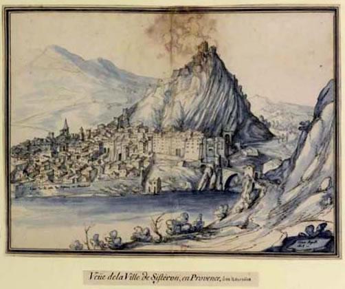 La citadelle de Sisteron:  visite virtuelle d'hier et d'aujourd'hui.  - Page 2 Photo_10