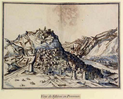La citadelle de Sisteron:  visite virtuelle d'hier et d'aujourd'hui.  - Page 2 Photo_11