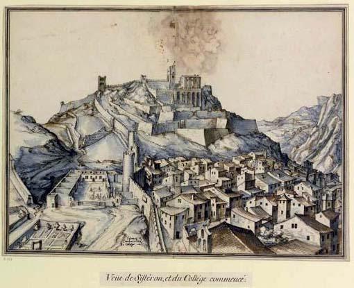 La citadelle de Sisteron:  visite virtuelle d'hier et d'aujourd'hui.  - Page 2 Photo_12
