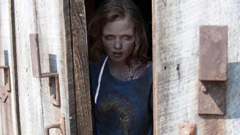 The Walking dead, storybording with Google Earth and Street View Q47
