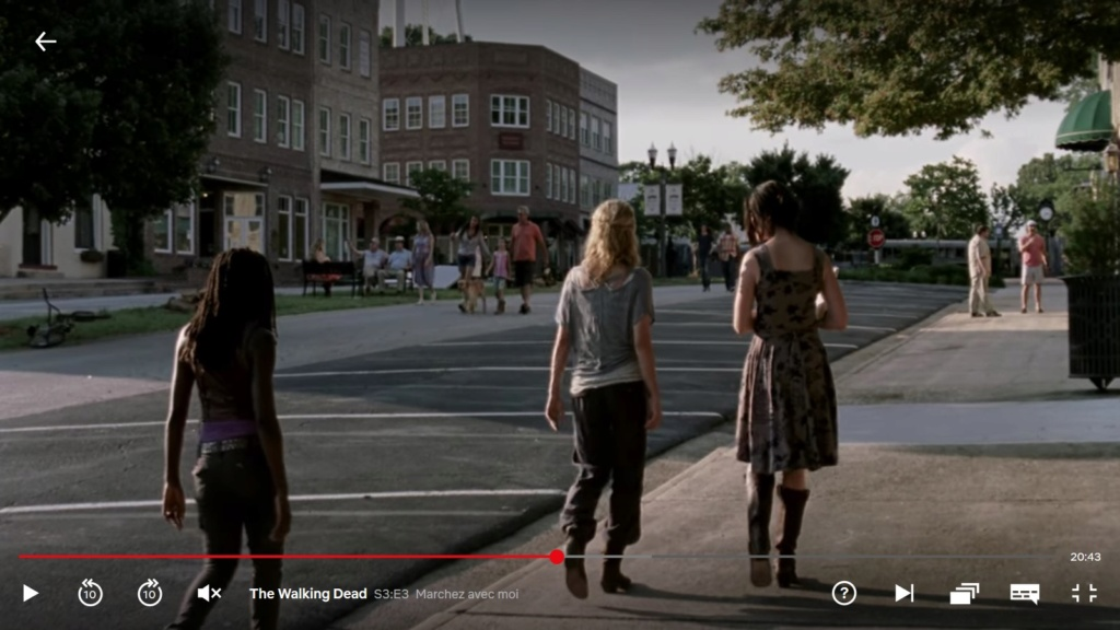 The Walking dead, storybording with Google Earth and Street View Q52