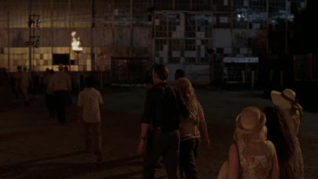 The Walking dead, storybording with Google Earth and Street View Q55