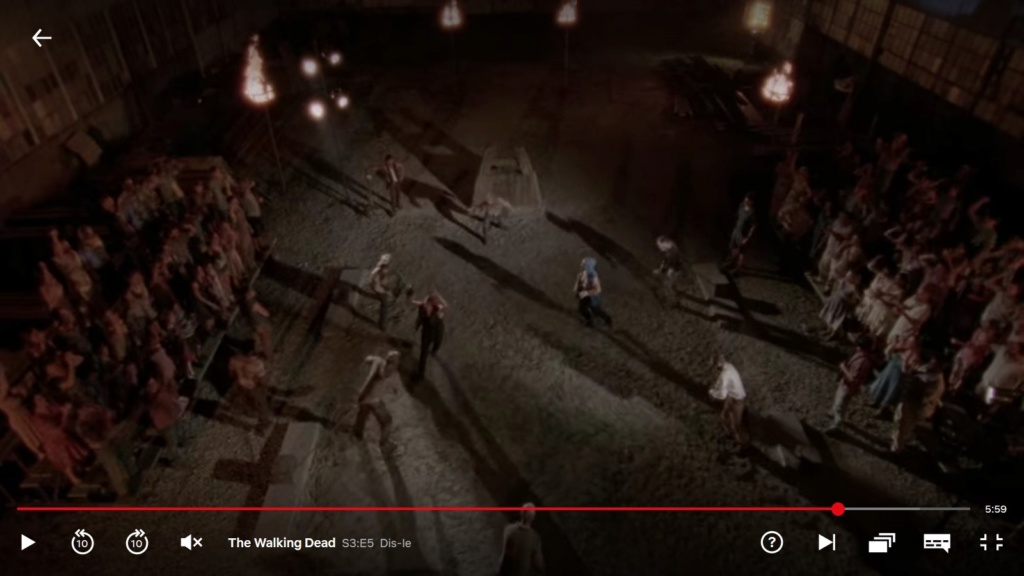 The Walking dead, storybording with Google Earth and Street View Q56