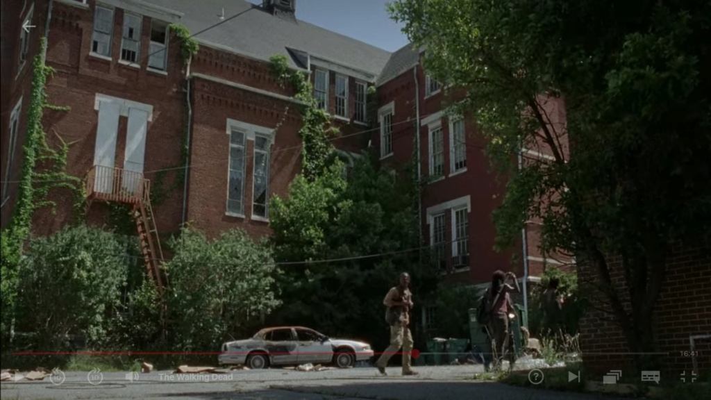 The Walking dead, storybording with Google Earth and Street View - Page 2 Q59