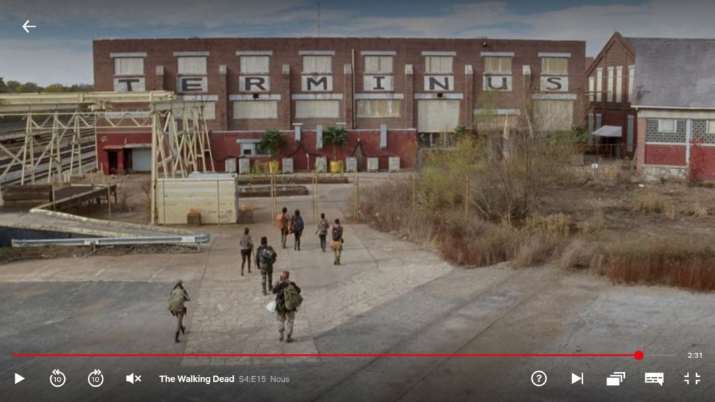 The Walking dead, storybording with Google Earth and Street View - Page 2 Q67
