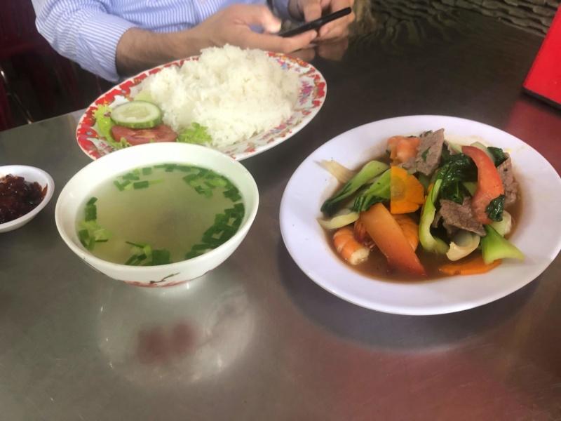 Voyages culinaires et philosophiques (suite) à Da Nang, vietnam - Page 17 Recei103