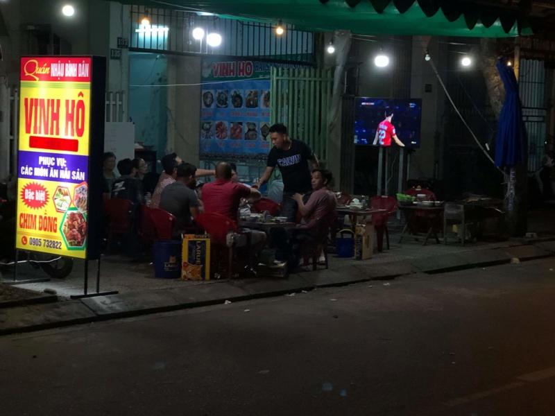 Voyages culinaires et philosophiques (suite) à Da Nang, vietnam - Page 17 Recei115