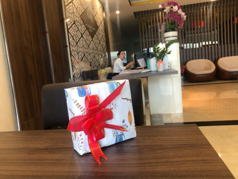 Voyages culinaires et philosophiques (suite) à Da Nang, vietnam - Page 18 Recei171