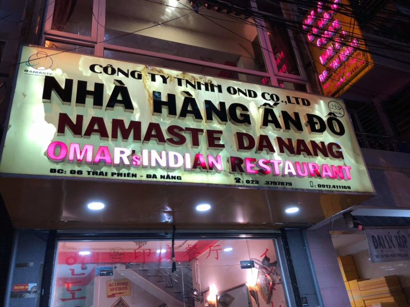 Voyages culinaires et philosophiques (suite) à Da Nang, vietnam - Page 18 Recei182
